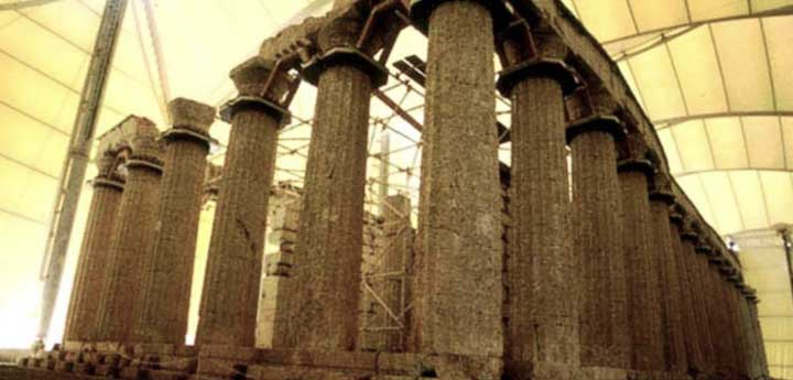 The Temple of Epicurean Apollo