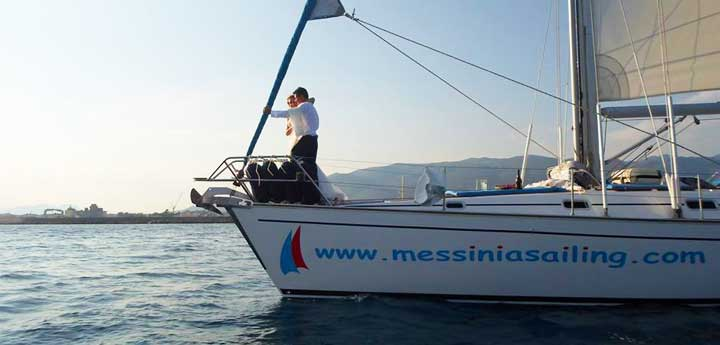 cruises messinia
